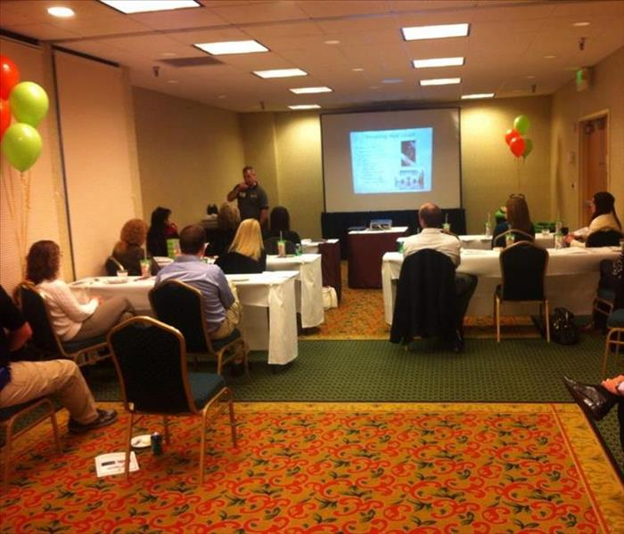 CE Class Held at Everett Holiday Inn