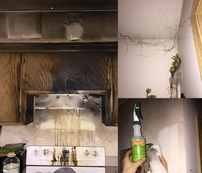 Grease Fire in Lake Stevens Kitchen