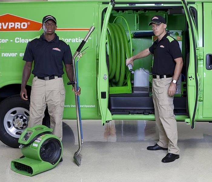 Why SERVPRO SERVPRO of North Everett/Lake Stevens/Monroe is Faster to Any Size Disaster