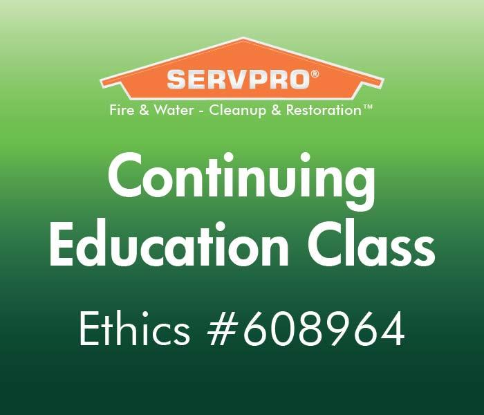 Community Ethics Continuing Education Class for Insurance Professionals