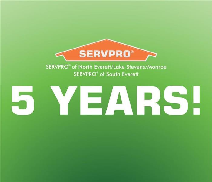 Why SERVPRO A Look Back on the Last Five Years