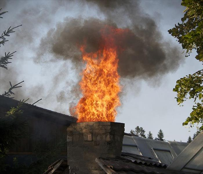 Fire Damage When You Have Fire Damage, Call SERVPRO of North Everett/ Lake Stevens/ Monroe