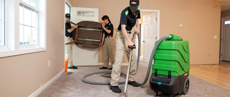 Everett, WA residential restoration cleaning